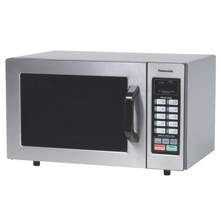 Panasonic 16'' 0.8 cu.ft. Countertop Microwave