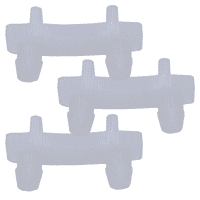 Blendin Replacement Parts, Compatible with Nutribullet 600W and 900W Blender Juicer (3 Rubber Bushings)