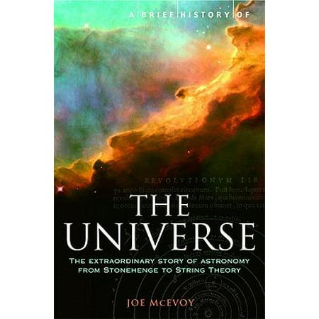 A Brief History of the Universe - eBook (A Brief History Of The Universe Stephen Hawking)