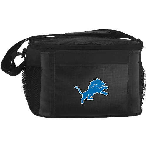 Detroit Lions 6-Pack Cooler Bag