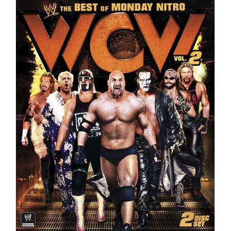 The Very Best Of Wcw Monday Nitro  Volume 2  Blu Ray