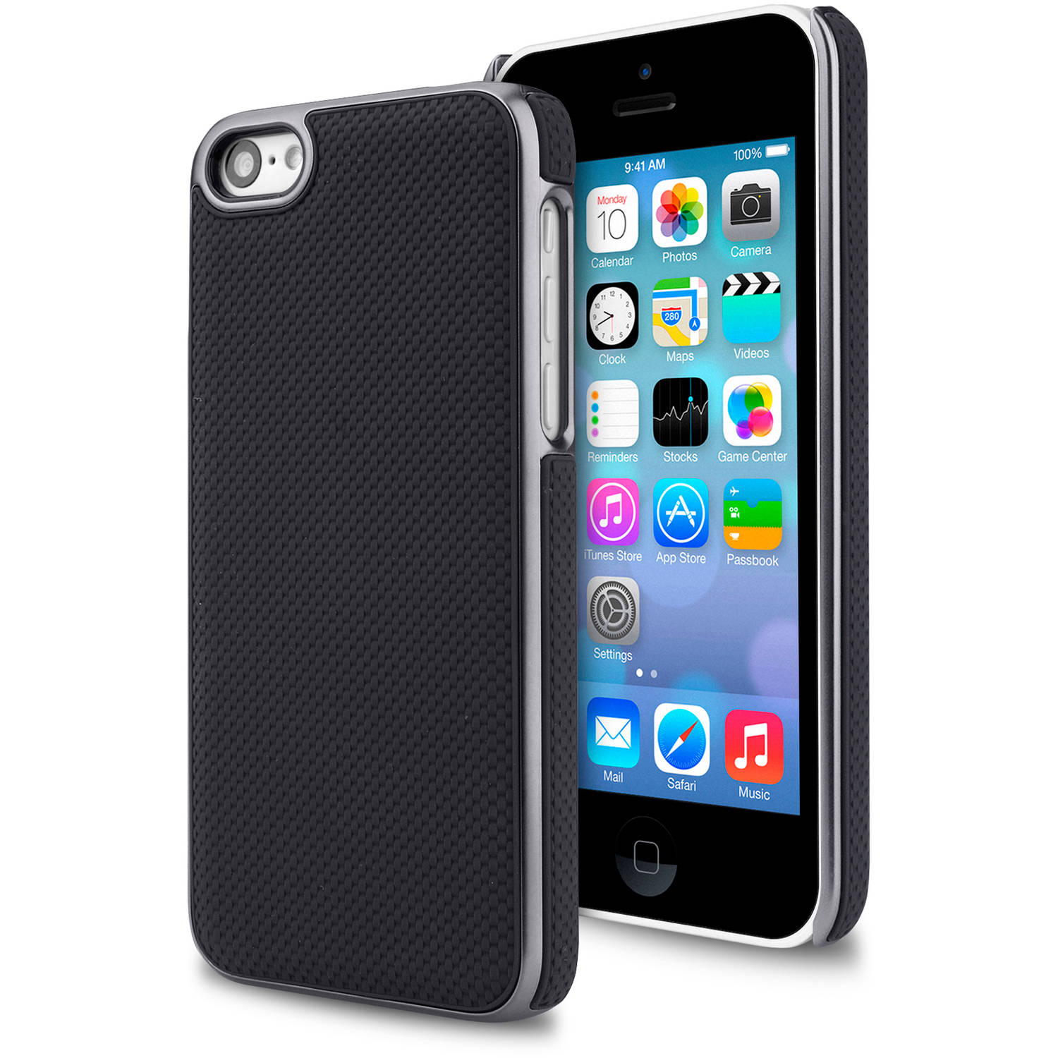 Apple iPhone 5C Executive Case, Black
