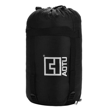 TOPINCN 2 Colors Portable Envelope Warm Comfortable Sleeping Bag for Outdoor Camping Hiking, Travel Sleeping Bag, Camping Sleeping Bag - image 6 of 8