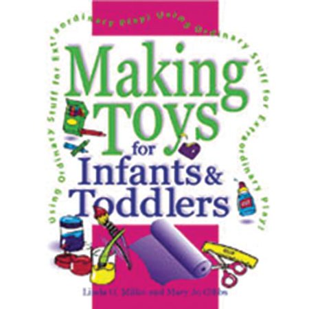Making Toys for Infants & Toddlers: Using Ordinary Stuff for Extraordinary Play - Halloween Crafts For Infants And Toddlers