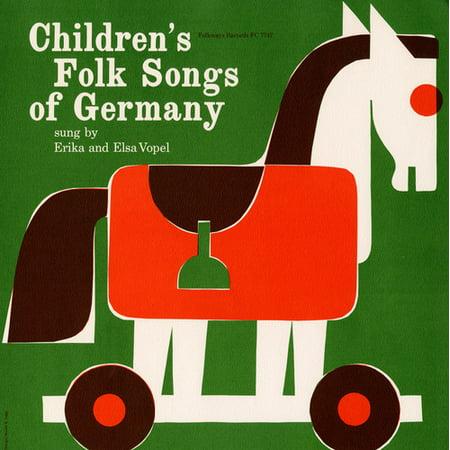 Children's Folk Songs of Germany - Classic Children's Halloween Songs