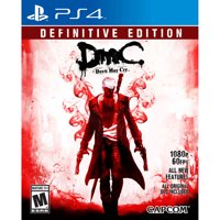 Devil May Cry: Definitive Edition, Capcom, Playstation 4, 00013388560202