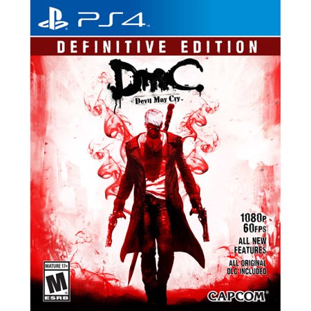 Devil May Cry: Definitive Edition, Capcom, Playstation 4,