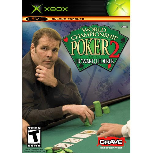 World Championship Poker 2 Featuring Howard Lederer (Xbox)