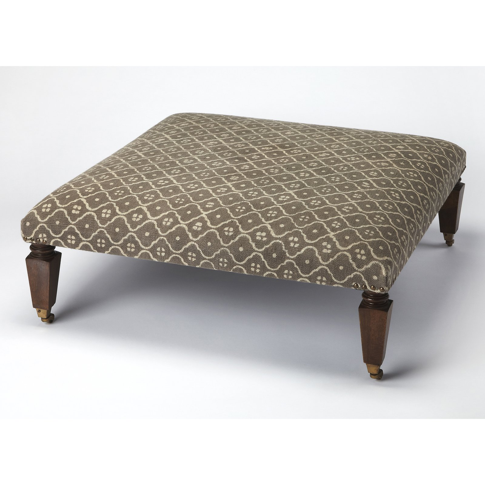 Butler Specialty Tonya Upholstered Cocktail Ottoman