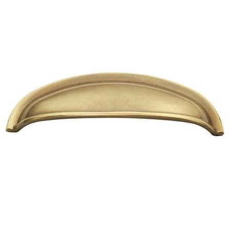 Belwith Bwk107 07 3 In. On Center Pull - Antique Brass