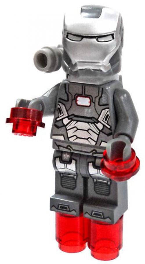 Marvel Super Heroes Avengers Iron Man Hulkbuster War Machine Minifigure For Lego