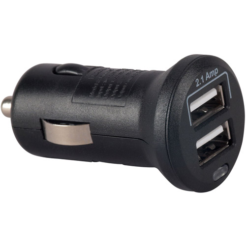 RCA MINIME2 2.1 Amp USB Car Charger