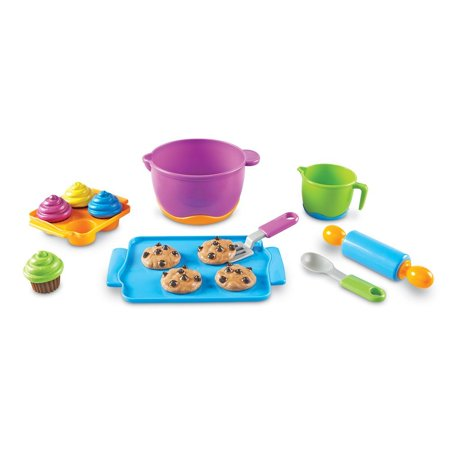 Learning Resources New Sprouts Bake It!, 15 Pieces, Ages 18