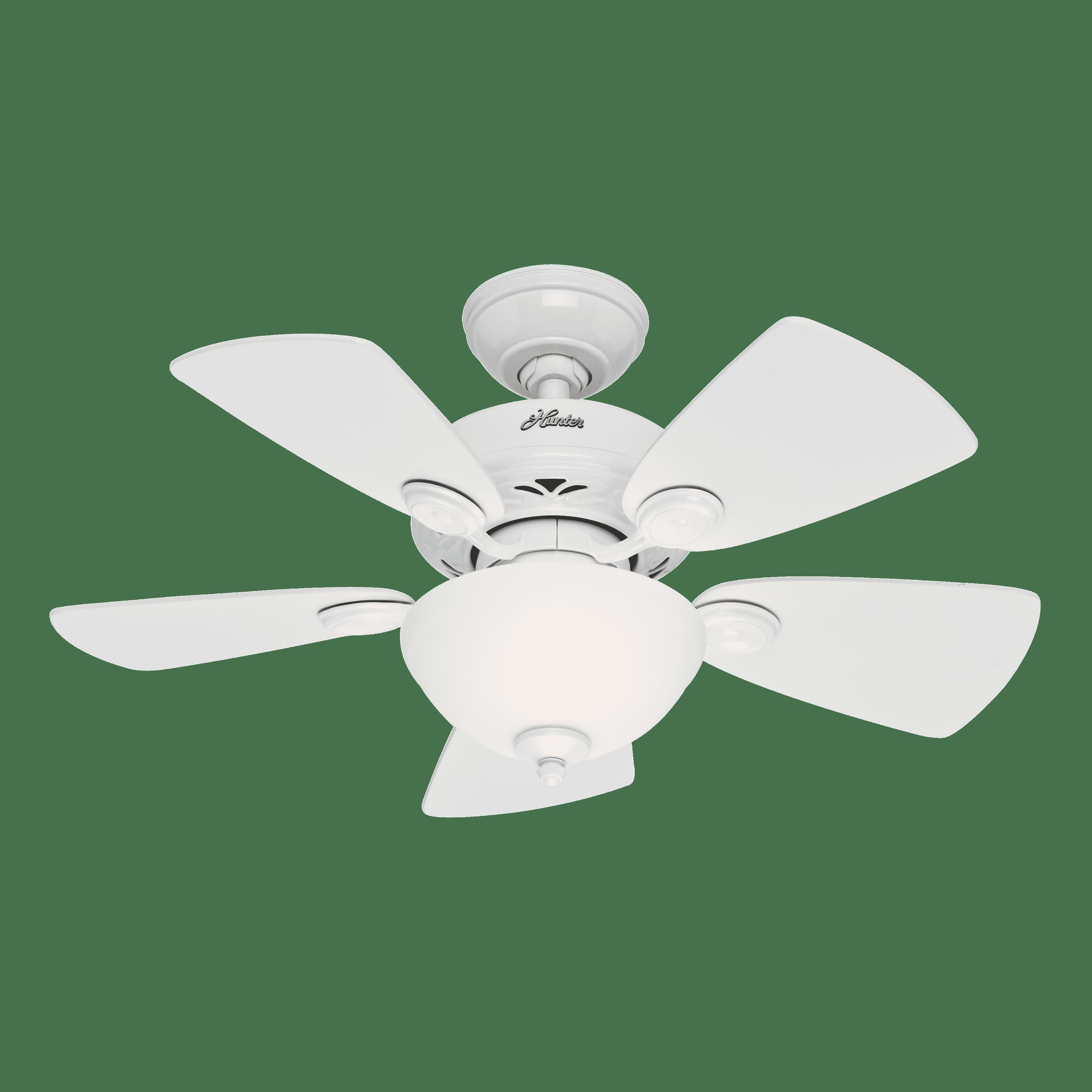 Hunter Fan Watson Bronze Finish 5-blade 34-inch Ceiling Fan