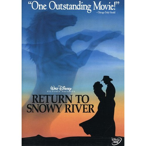 Return To Snowy River (Full Frame)