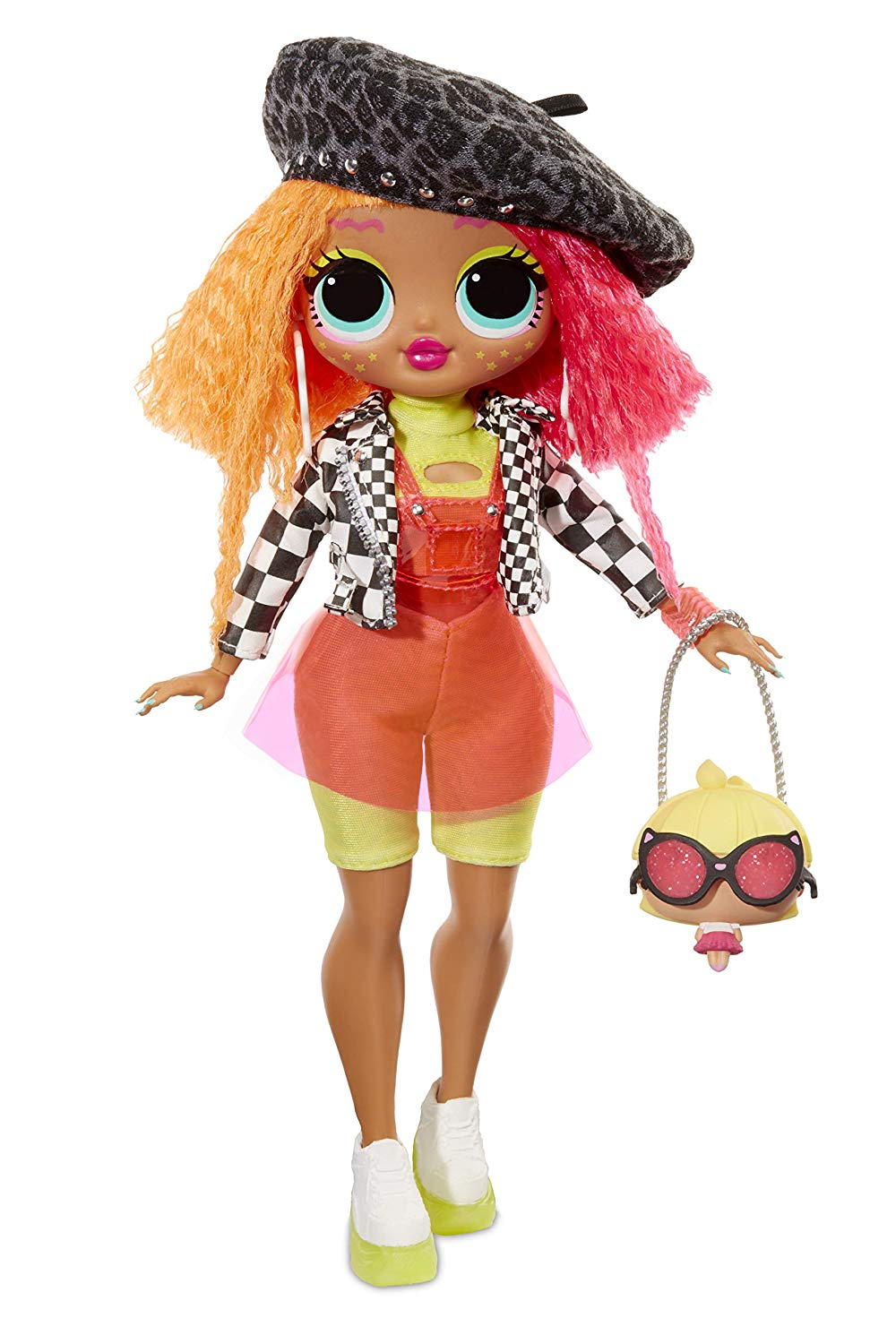 +1 LOL SURPRISE OMG FASHION DOLLS SERIES 1 LOT OF 4 ROYAL BEE SWAG LADY DIVA