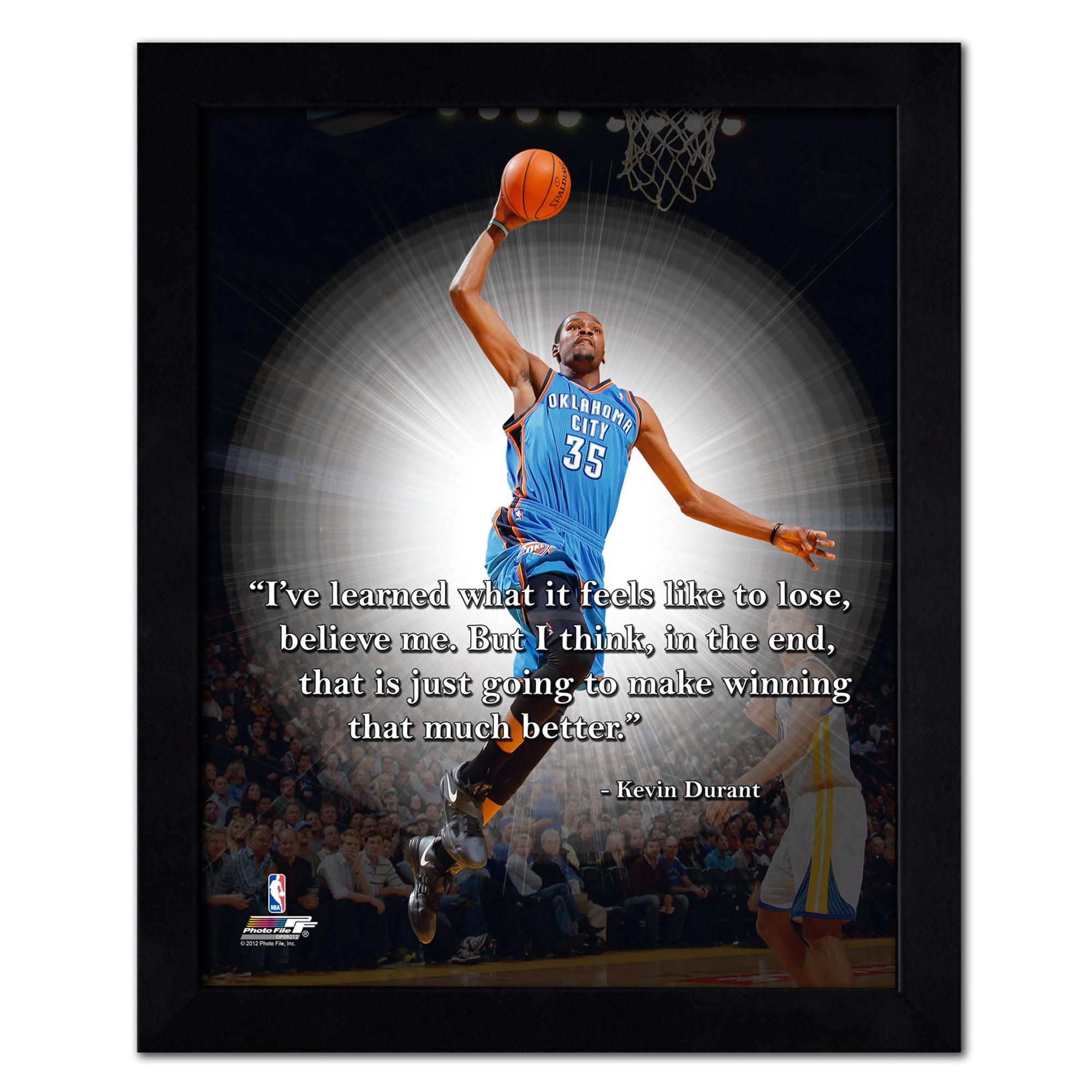 """Kevin Durant Oklahoma City Thunder 18"""" x 22"""" ProQuote Photo - No Size"""