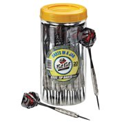 Fat Cat Steel-Tip Darts in a Jar by GLD Products Manufacturing