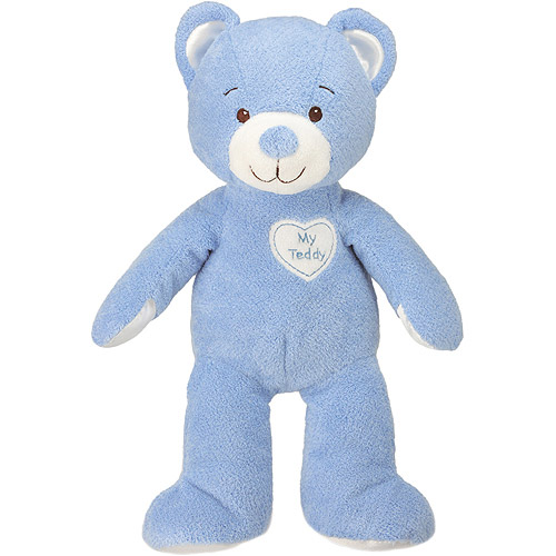 "Kids Preferred - Healthy Baby ""My Teddy"", Blue"