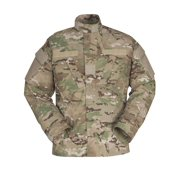 Propper Battle Rip ACU Polyester/Cotton Military Tactical Coat-Multicam-XS-R