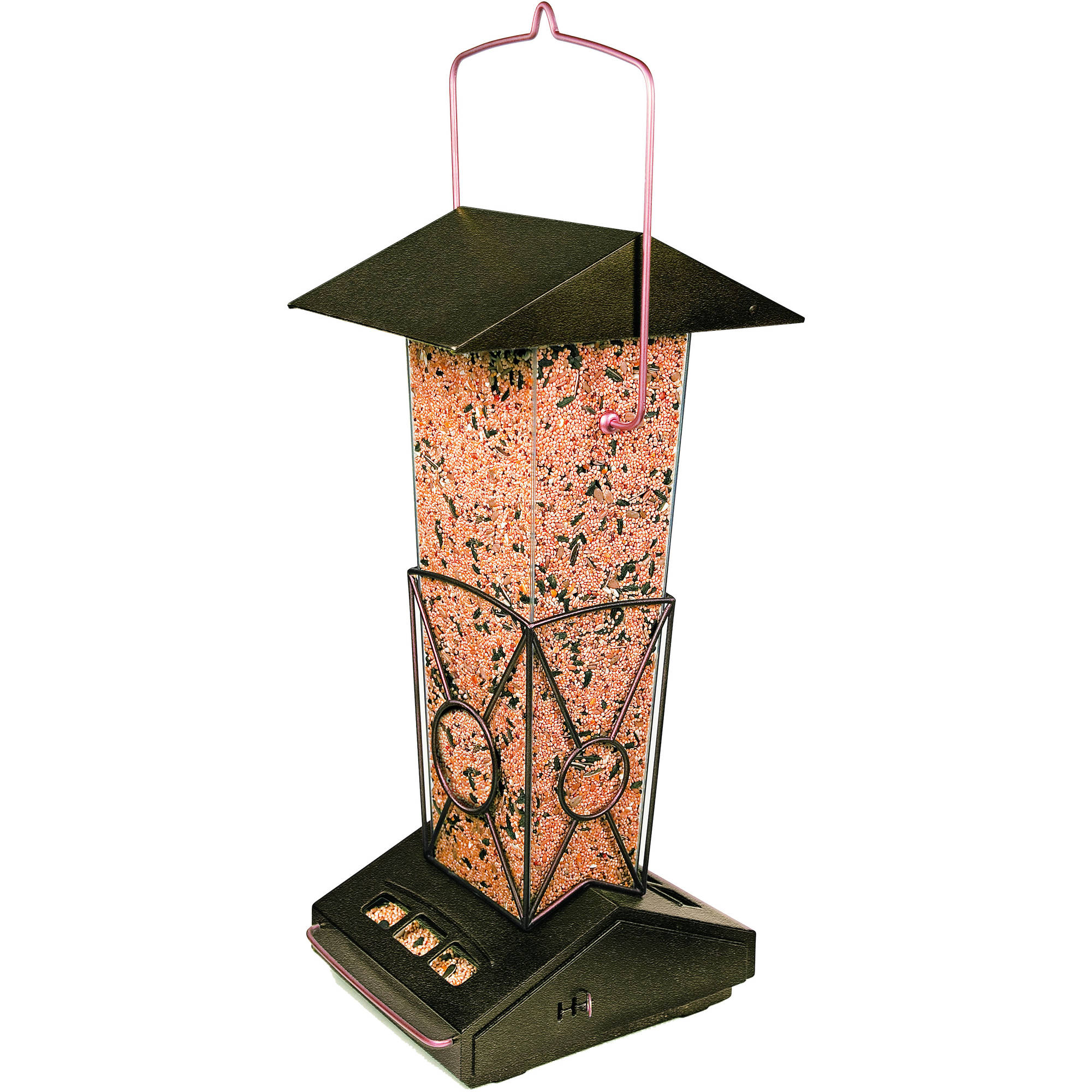 Perky-Pet Fortress Squirrel Proof Birdfeeder by Perky-Pet