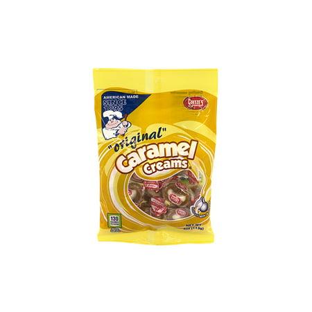 Goetze Original Caramel Creams, 4 - Cow Tale Candy
