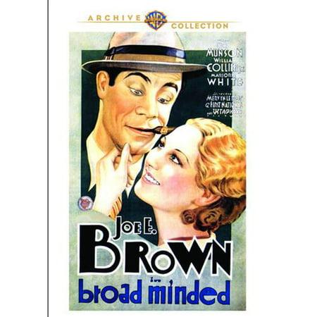 Broadminded [DVD]
