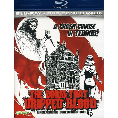 The Dorm That Dripped Blood (Pranks) (Blu-ray + DVD)