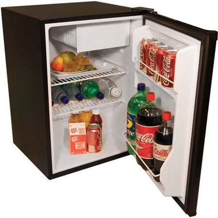 Best Haier 2.7 Cubic Feet Compact Refrigerator, Black, HRC2736BWB deal