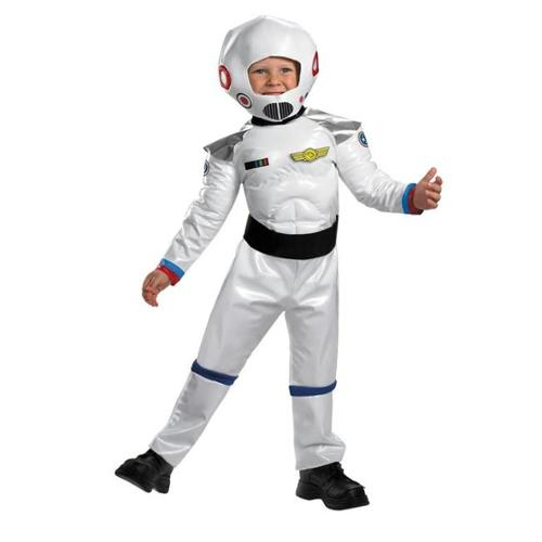 Costumes For All Occasions Dg24869L Blast Off Astronaut 4-6