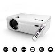 """Ematic 150"""" HD Video Projector (EPJ580)"""