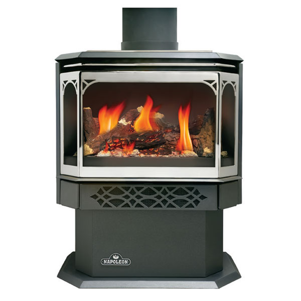 Click here to buy GDS28-1NSB Napoleon Direct Vent Gas Stove by Napoleon.