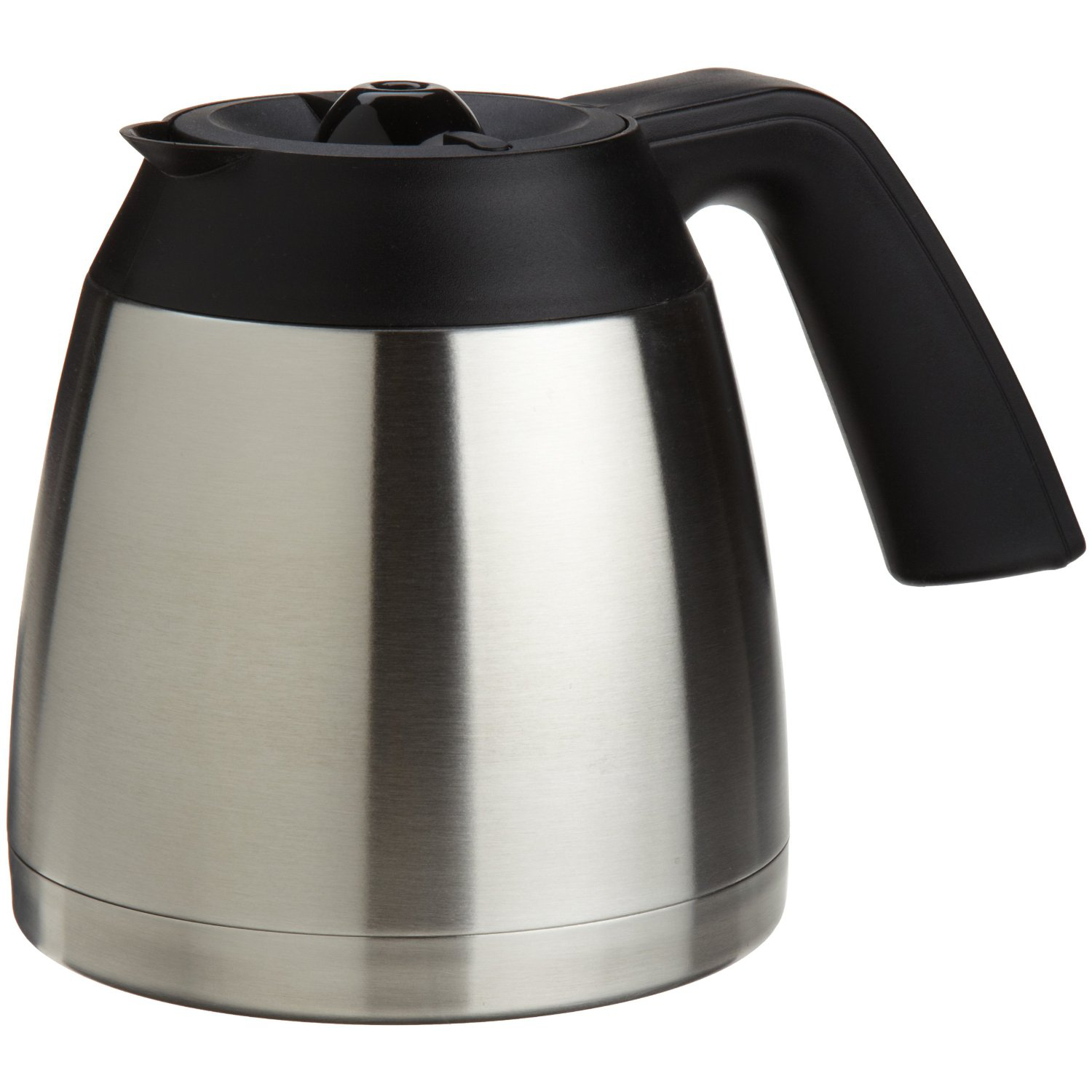 Capresso 10-Cup Stainless Steel Thermal Carafe with Lid