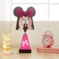 Minnie Mouse 2-in-1 Kids Lamp with Night Light