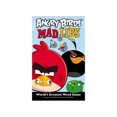 Angry Birds Mad Libs by