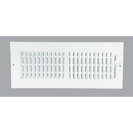 Home Impression 2-Way Wall Register (Best Bottles To Register For)