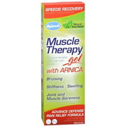 Hyland's Muscle Therapy Gel With Arnica 3 oz (Pack of 3)