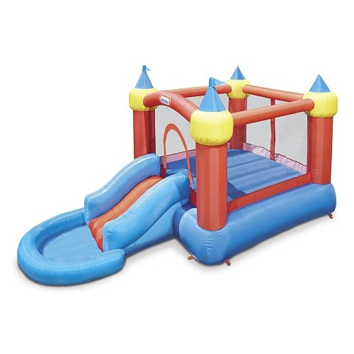 Little Tikes Ballpit Castle with Moat