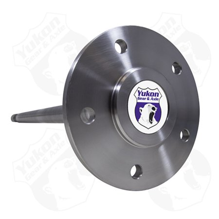 Yukon Gear 12T 5 Lug Conversion Axle / 65-69 30in Early 30-Spline 5X5 Bolt Pattern