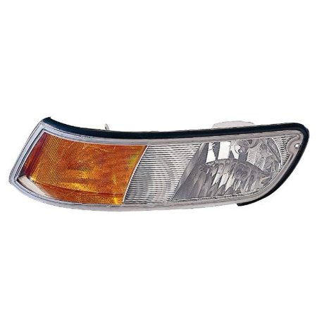 331-1560L-US Mercury Grand Marquis Driver Side Replacement Parking/Side Marker Lamp Unit without Bulb, Meets or exceeds DOT & SAE standards By Depo from USA