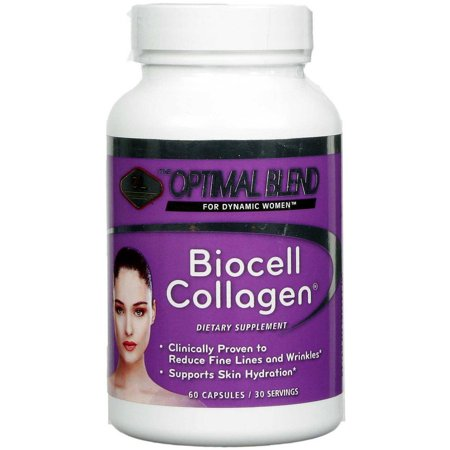 Olympian Labs Biocell Collagen Capsules  60 Ct