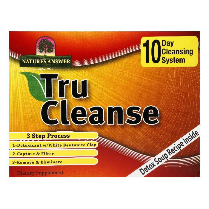Nature's Answer True Cleanse 10 Day System, 1 KT