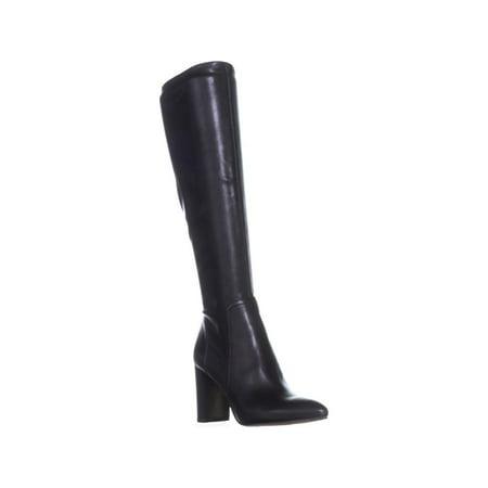 Womens Franco Sarto Kolette Knee High Boots, Black