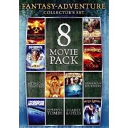 8-Film Fantasy-Adventure Collectors Set by ECHO BRIDGE ENTERTAINMENT
