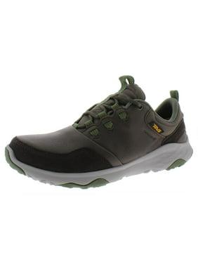 Teva Mens Arrowood 2 Leather Waterproof Sneakers Green 10.5 Medium (D)
