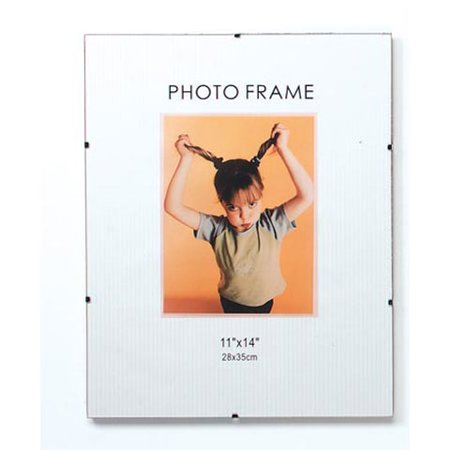 Glass Clip Photo Frame - 11 x 14 inches