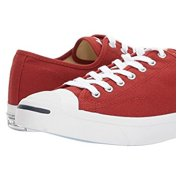 Converse 157784C : Jack Purcell Ox Unisex Sneakers Terra Red - Baby Clothes Converse