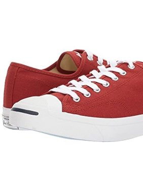 21d5f7b865541 Product Image Converse 157784C   Jack Purcell Ox Unisex Sneakers Terra Red