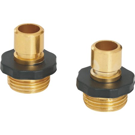 Image of Best Garden Male Metal Quick Connect Connector (2-Pack) 47C-BGDI