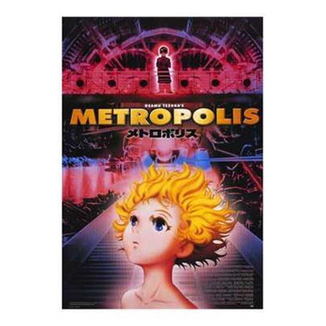 Posterazzi MOV194124 Metropolis Movie Poster - 11 x 17 in. - image 1 of 1